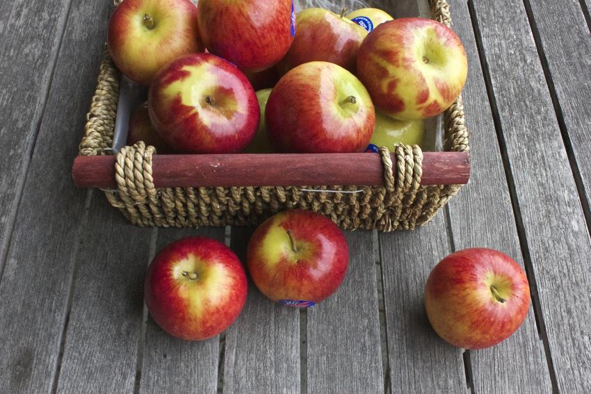 In season: apples