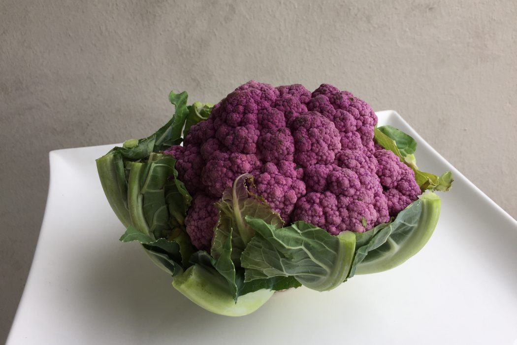 In Season: cauliflower